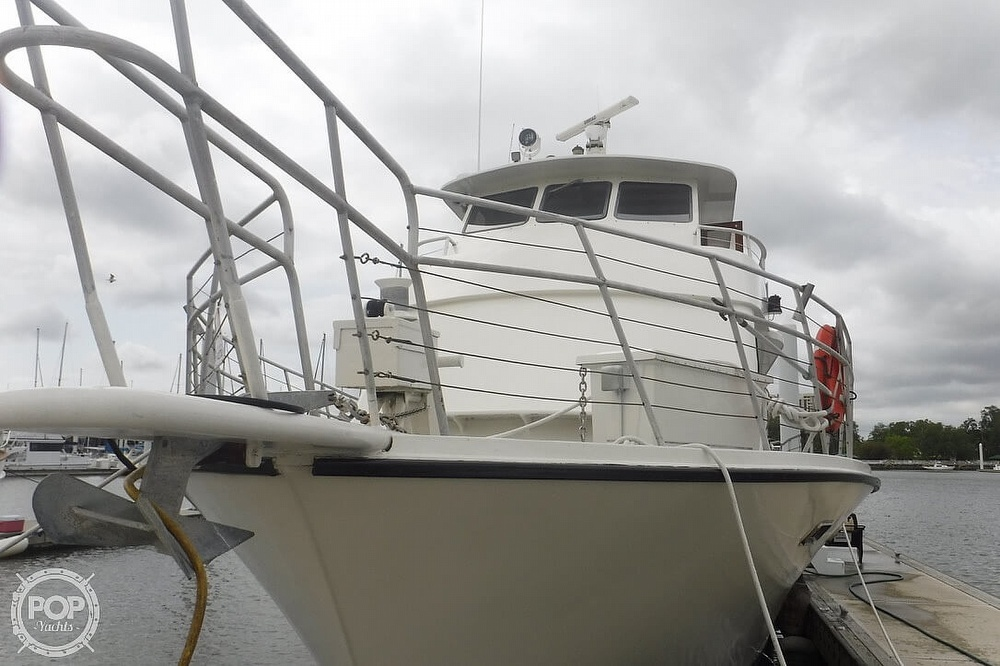 1984 Custom boat for sale, model of the boat is 65 & Image # 12 of 40