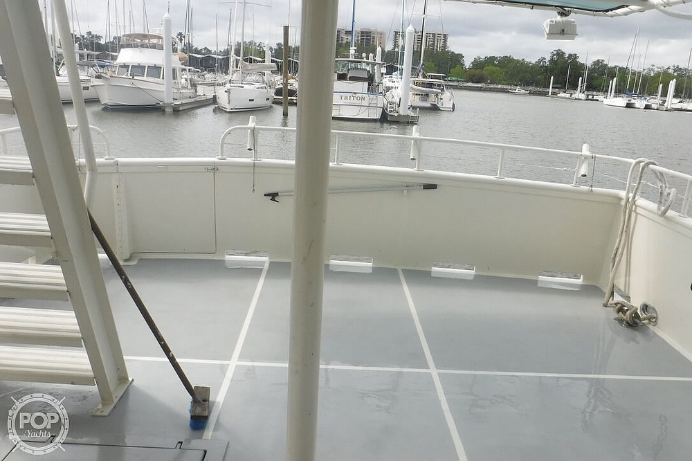 1984 Custom boat for sale, model of the boat is 65 & Image # 13 of 40