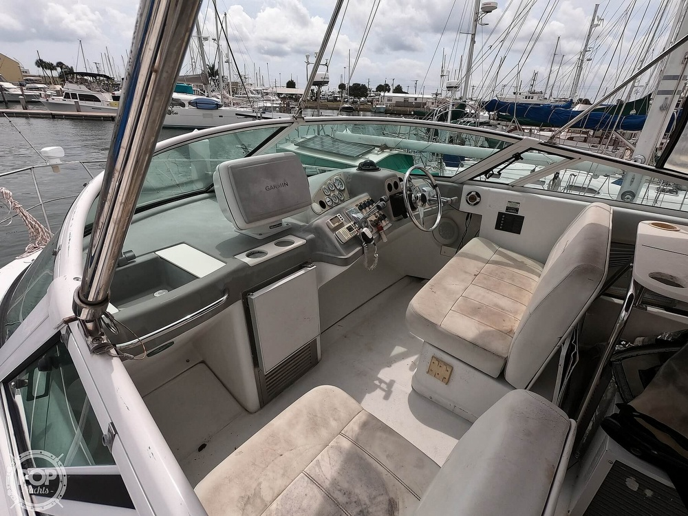 2000 Carver boat for sale, model of the boat is 350 Mariner & Image # 11 of 40