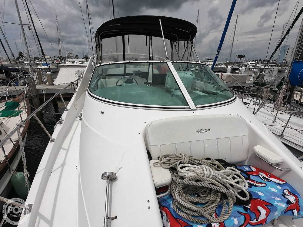 2000 Carver boat for sale, model of the boat is 350 Mariner & Image # 14 of 40