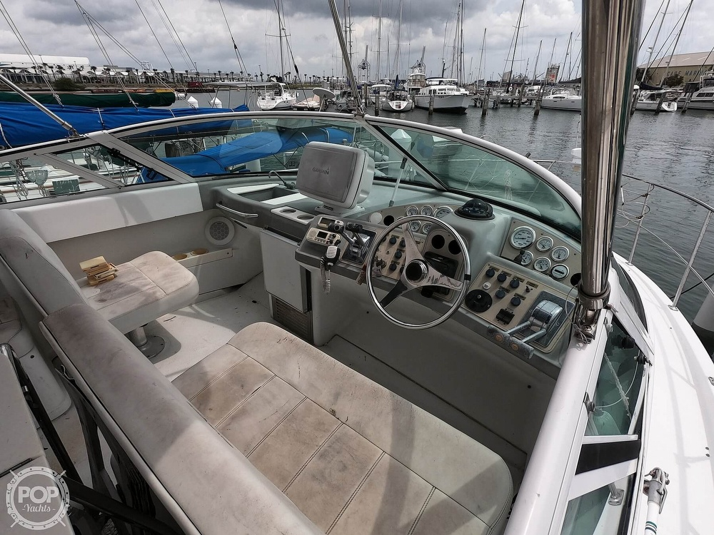 2000 Carver boat for sale, model of the boat is 350 Mariner & Image # 16 of 40