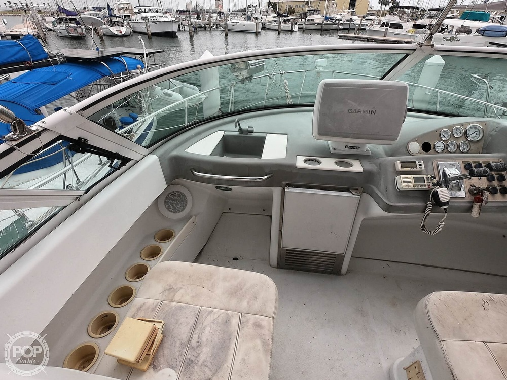2000 Carver boat for sale, model of the boat is 350 Mariner & Image # 18 of 40