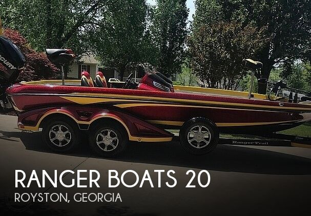 Used Ranger Boats Boats For Sale in Georgia by owner   2014 Ranger Boats 20