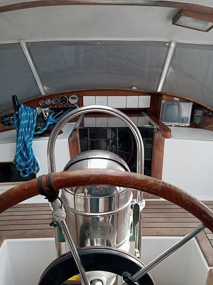 1981 Peterson boat for sale, model of the boat is 44 & Image # 15 of 34