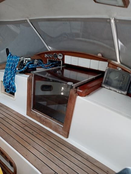 1981 Peterson boat for sale, model of the boat is 44 & Image # 12 of 34