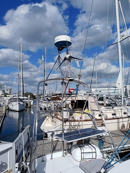 1981 Peterson boat for sale, model of the boat is 44 & Image # 3 of 34