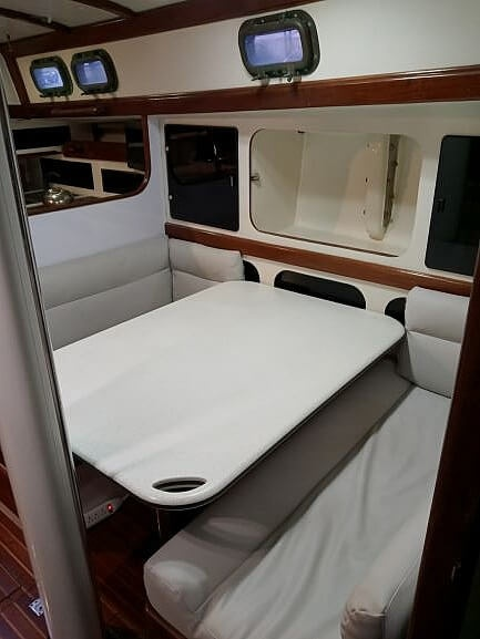 1981 Peterson boat for sale, model of the boat is 44 & Image # 22 of 34