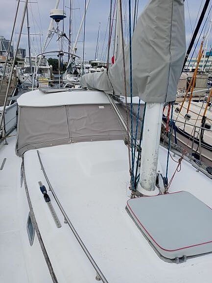 1981 Peterson boat for sale, model of the boat is 44 & Image # 7 of 34