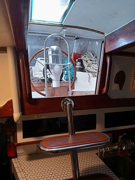 1981 Peterson boat for sale, model of the boat is 44 & Image # 26 of 34