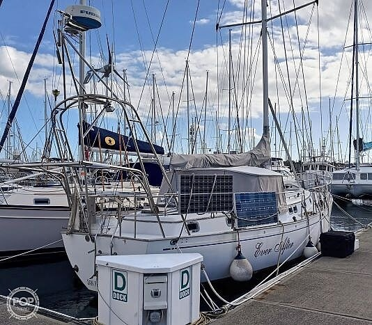 1981 Peterson boat for sale, model of the boat is 44 & Image # 2 of 34
