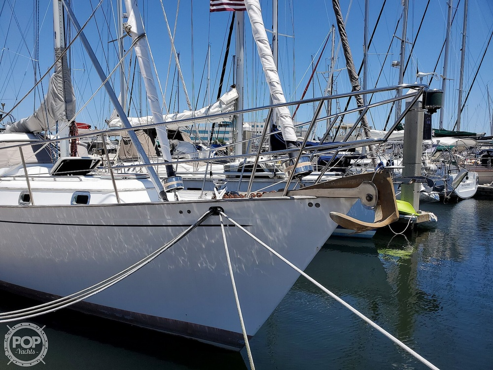 1981 Kelly Peterson boat for sale, model of the boat is 44 & Image # 23 of 40