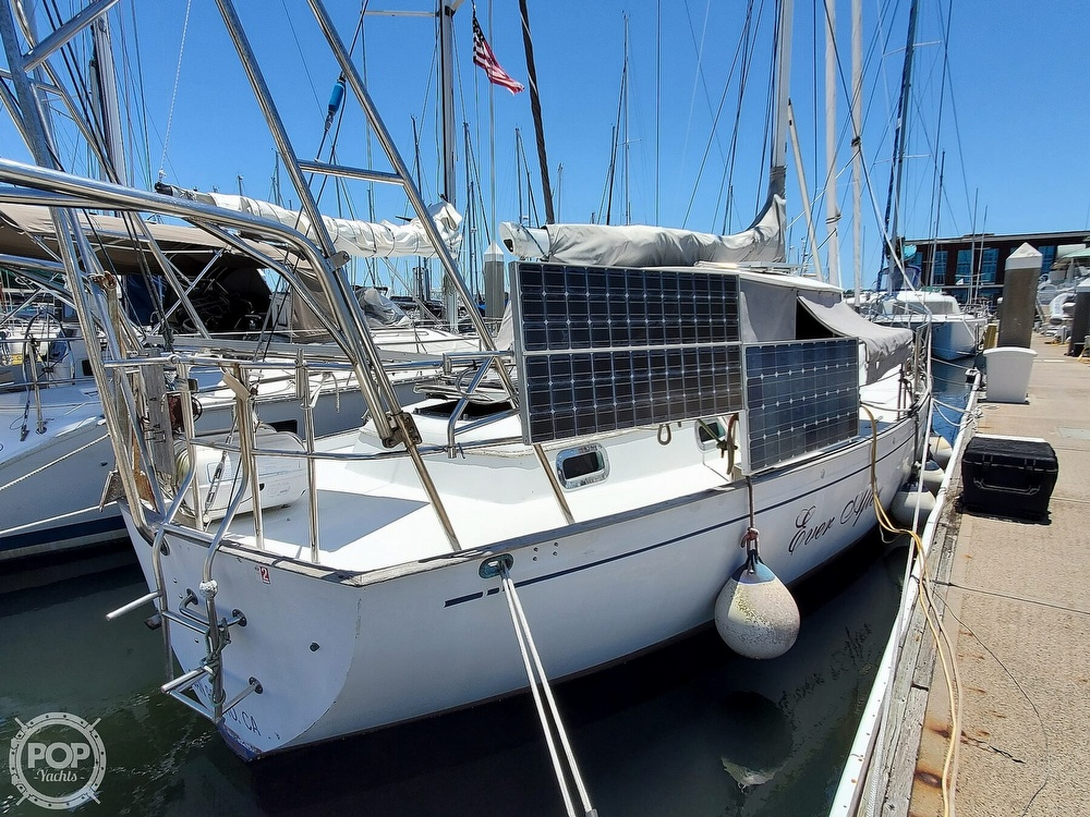 1981 Kelly Peterson boat for sale, model of the boat is 44 & Image # 39 of 40