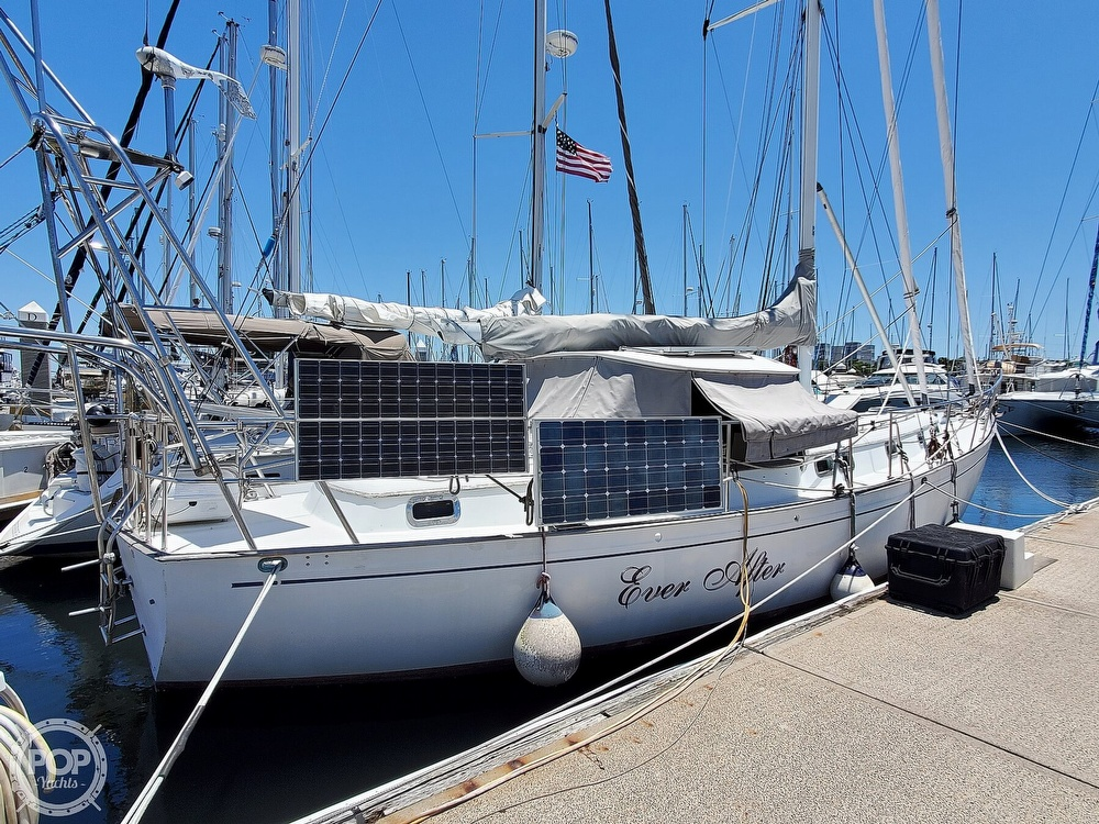 1981 Kelly Peterson boat for sale, model of the boat is 44 & Image # 40 of 40