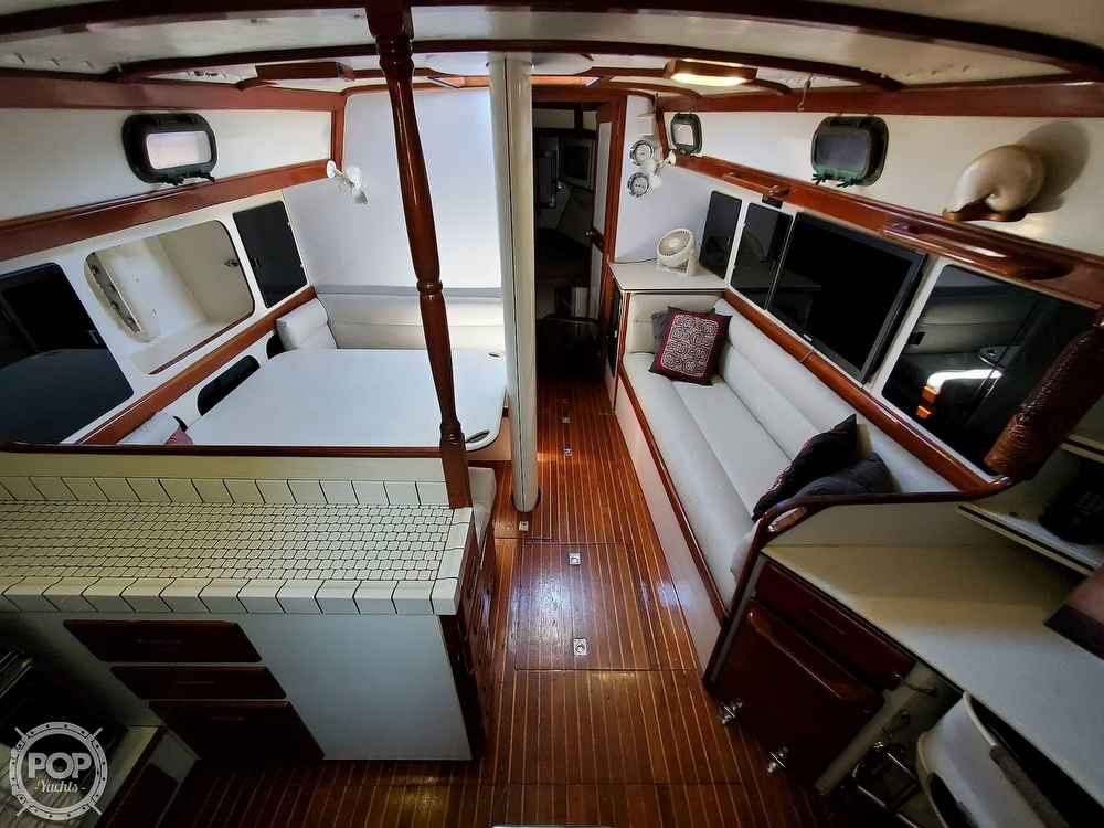1981 Kelly Peterson boat for sale, model of the boat is 44 & Image # 9 of 40