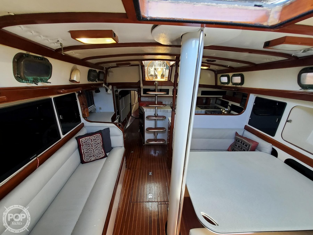 1981 Kelly Peterson boat for sale, model of the boat is 44 & Image # 10 of 40