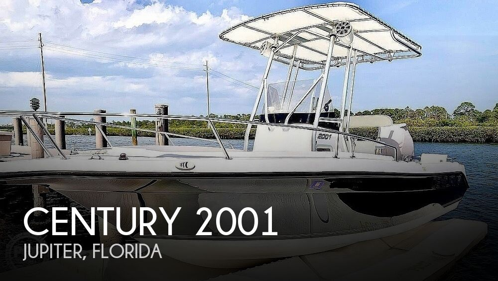 2006 Century boat for sale, model of the boat is 2001 & Image # 1 of 40