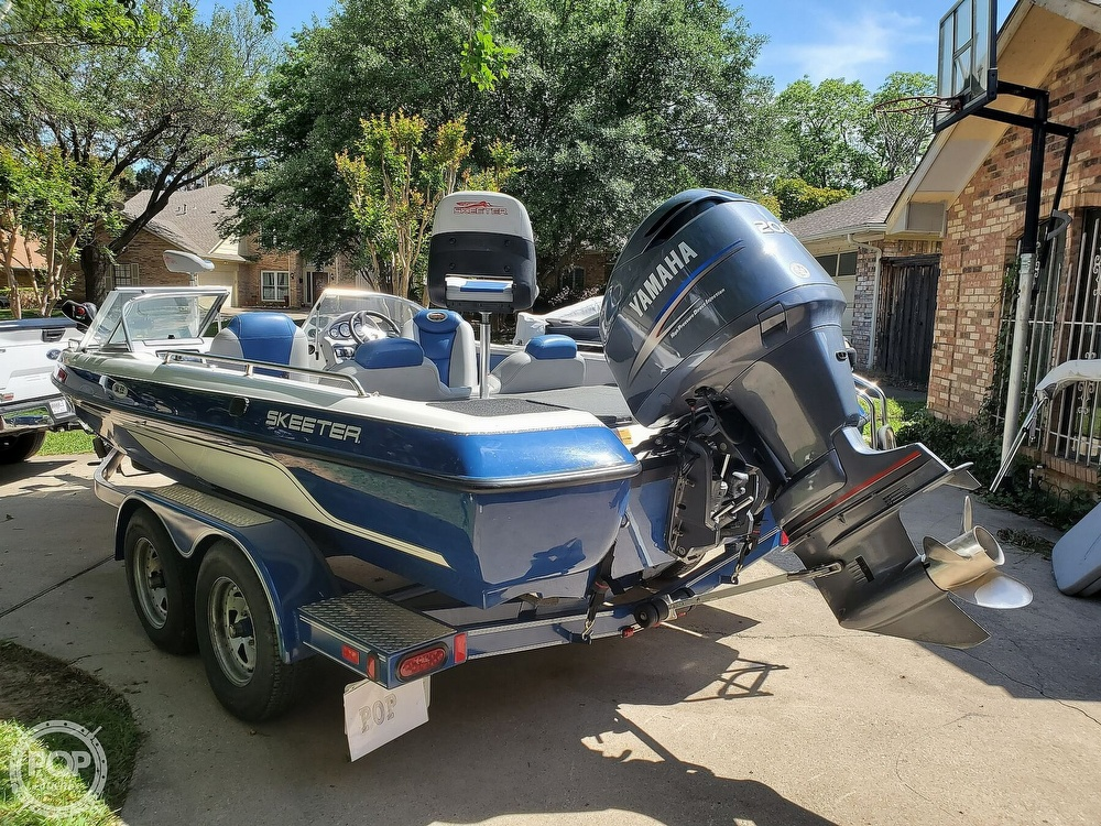 2006 Skeeter boat for sale, model of the boat is SL210 & Image # 4 of 40