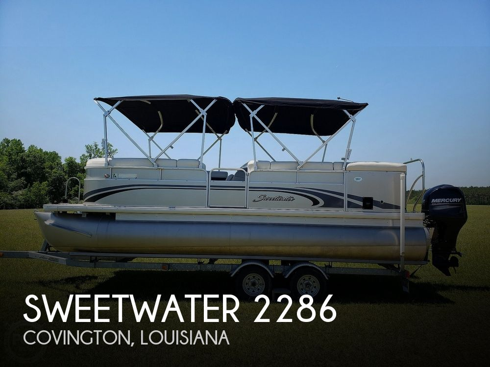 2013 SWEETWATER 2286 for sale