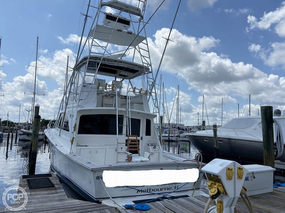 1983 Ocean Yachts boat for sale, model of the boat is 46 Super Sport & Image # 8 of 40