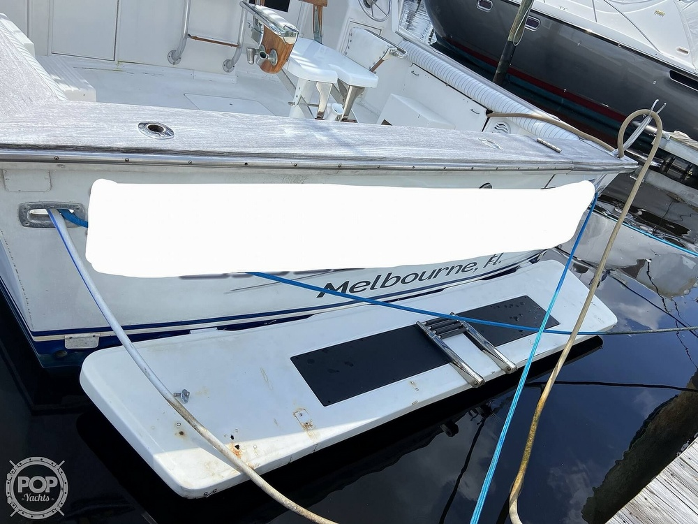 1983 Ocean Yachts boat for sale, model of the boat is 46 Super Sport & Image # 12 of 40