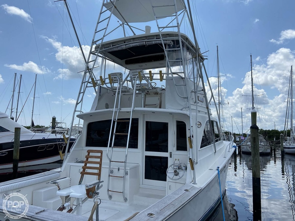 1983 Ocean Yachts boat for sale, model of the boat is 46 Super Sport & Image # 15 of 40