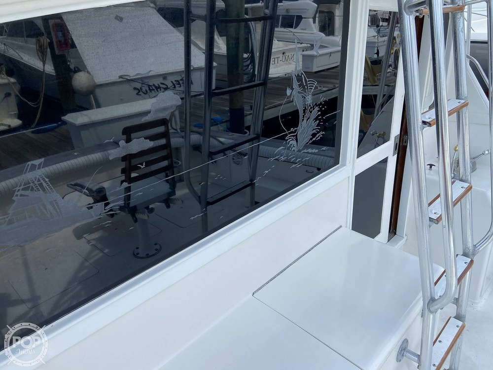 1983 Ocean Yachts boat for sale, model of the boat is 46 Super Sport & Image # 22 of 40