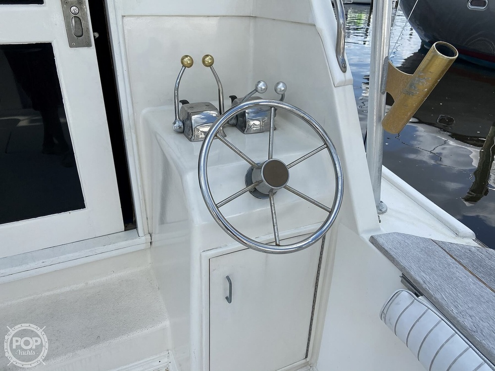 1983 Ocean Yachts boat for sale, model of the boat is 46 Super Sport & Image # 35 of 40