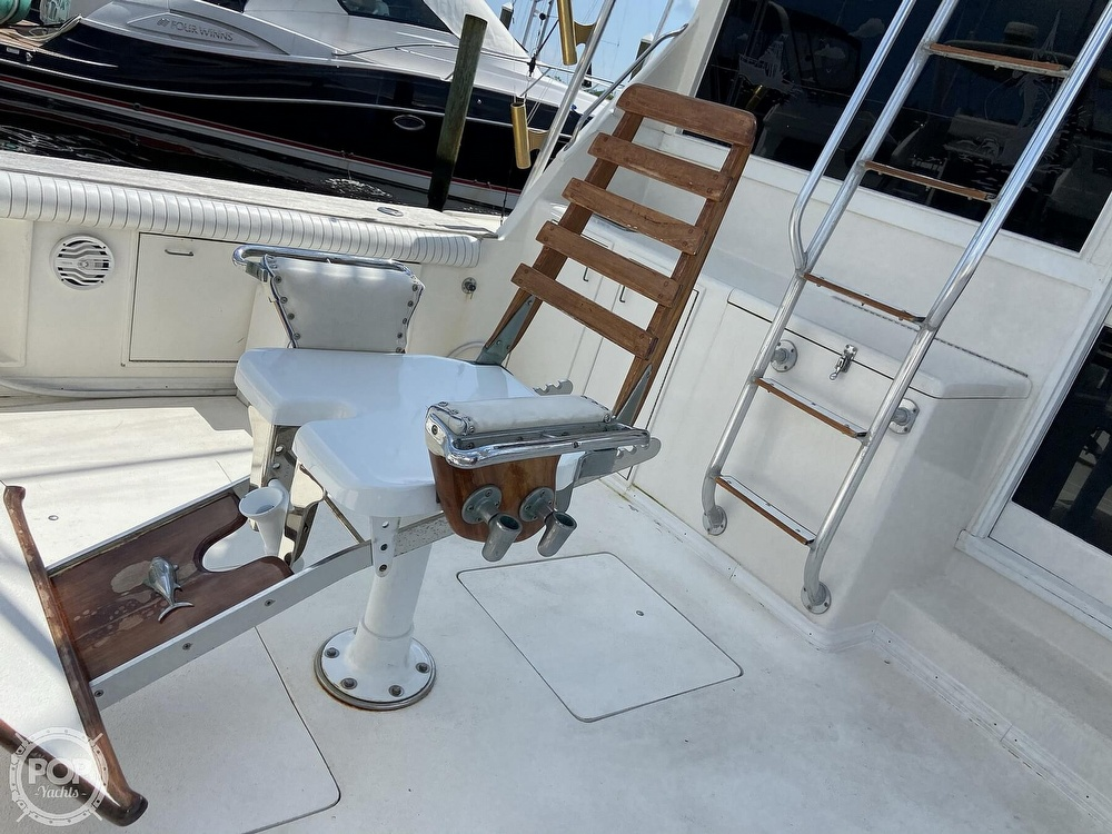 1983 Ocean Yachts boat for sale, model of the boat is 46 Super Sport & Image # 36 of 40