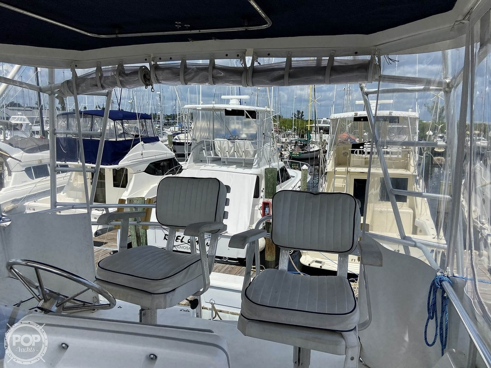 1983 Ocean Yachts boat for sale, model of the boat is 46 Super Sport & Image # 4 of 40