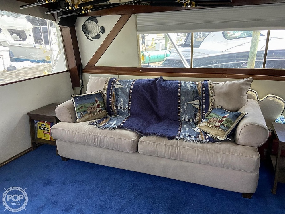 1983 Ocean Yachts boat for sale, model of the boat is 46 Super Sport & Image # 6 of 40