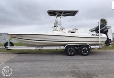 Triton 22 LTS, 22, for sale - $33,400