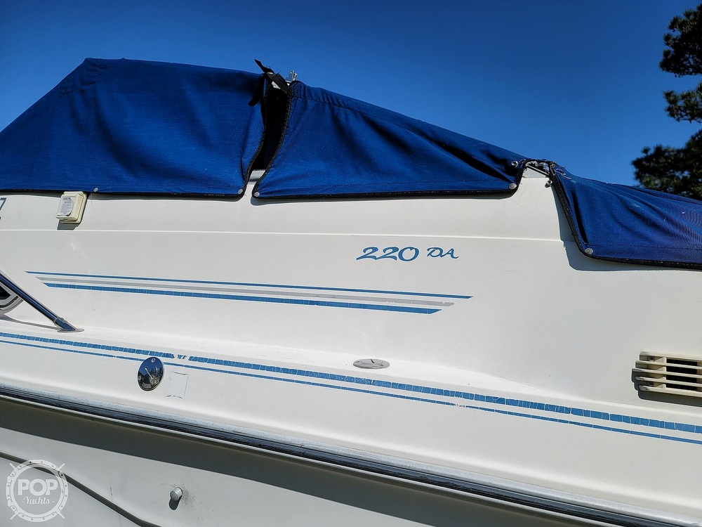 1990 Sea Ray boat for sale, model of the boat is 220 Sundancer & Image # 5 of 40