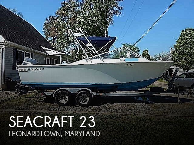 1973 Seacraft boat for sale, model of the boat is 23 & Image # 1 of 40
