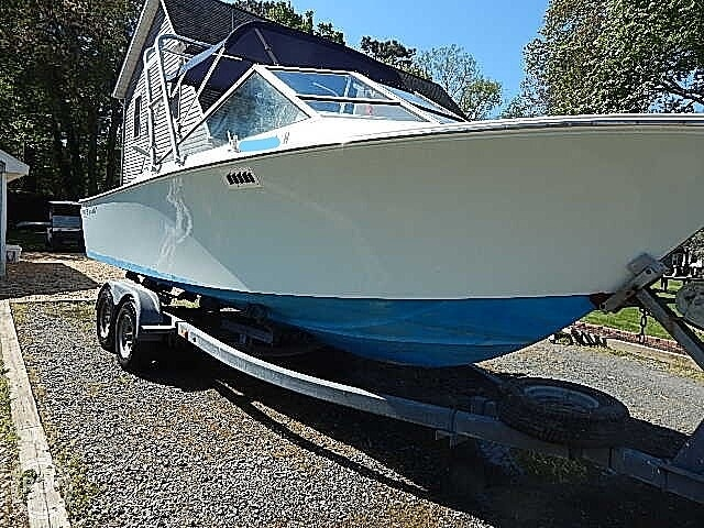 1973 Seacraft boat for sale, model of the boat is 23 & Image # 2 of 40