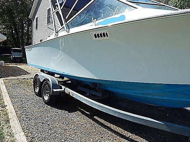 1973 Seacraft boat for sale, model of the boat is 23 & Image # 3 of 40