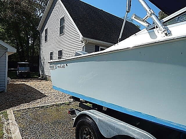 1973 Seacraft boat for sale, model of the boat is 23 & Image # 5 of 40