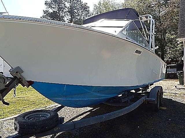 1973 Seacraft boat for sale, model of the boat is 23 & Image # 10 of 40