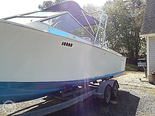 1973 Seacraft boat for sale, model of the boat is 23 & Image # 11 of 40