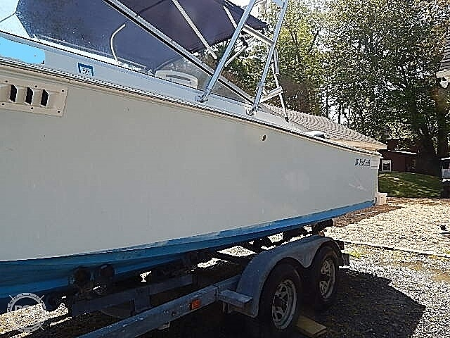1973 Seacraft boat for sale, model of the boat is 23 & Image # 12 of 40