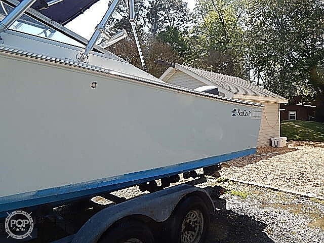 1973 Seacraft boat for sale, model of the boat is 23 & Image # 13 of 40