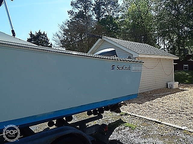 1973 Seacraft boat for sale, model of the boat is 23 & Image # 14 of 40