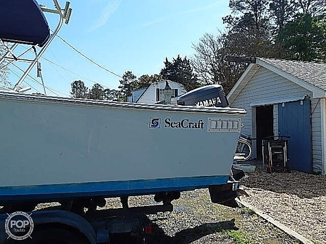 1973 Seacraft boat for sale, model of the boat is 23 & Image # 15 of 40