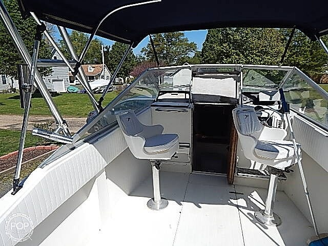 1973 Seacraft boat for sale, model of the boat is 23 & Image # 21 of 40