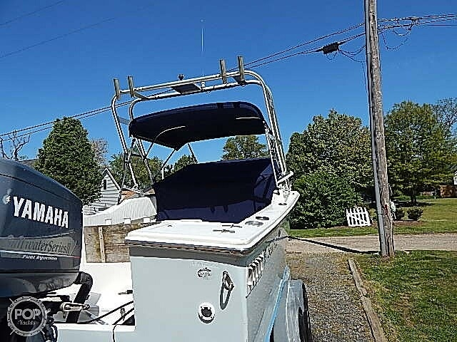 1973 Seacraft boat for sale, model of the boat is 23 & Image # 36 of 40