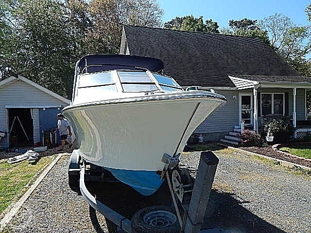 1973 Seacraft boat for sale, model of the boat is 23 & Image # 37 of 40