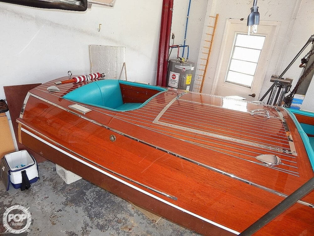 1950 Chris Craft boat for sale, model of the boat is Racing Runabout & Image # 11 of 40
