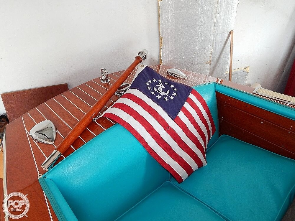 1950 Chris Craft boat for sale, model of the boat is Racing Runabout & Image # 12 of 40