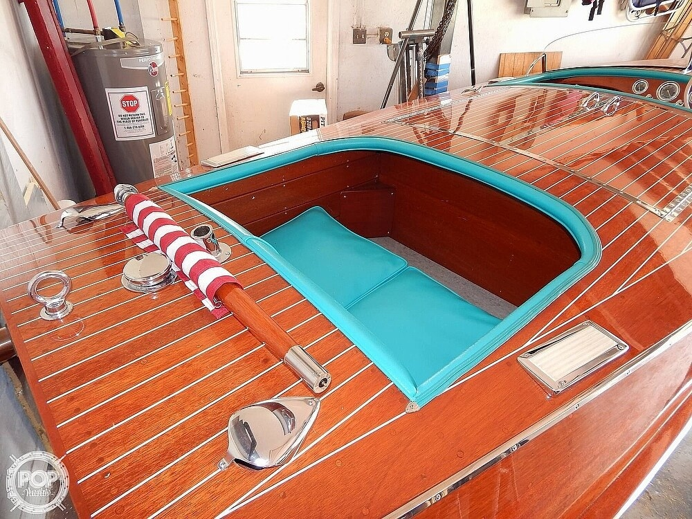 1950 Chris Craft boat for sale, model of the boat is Racing Runabout & Image # 15 of 40