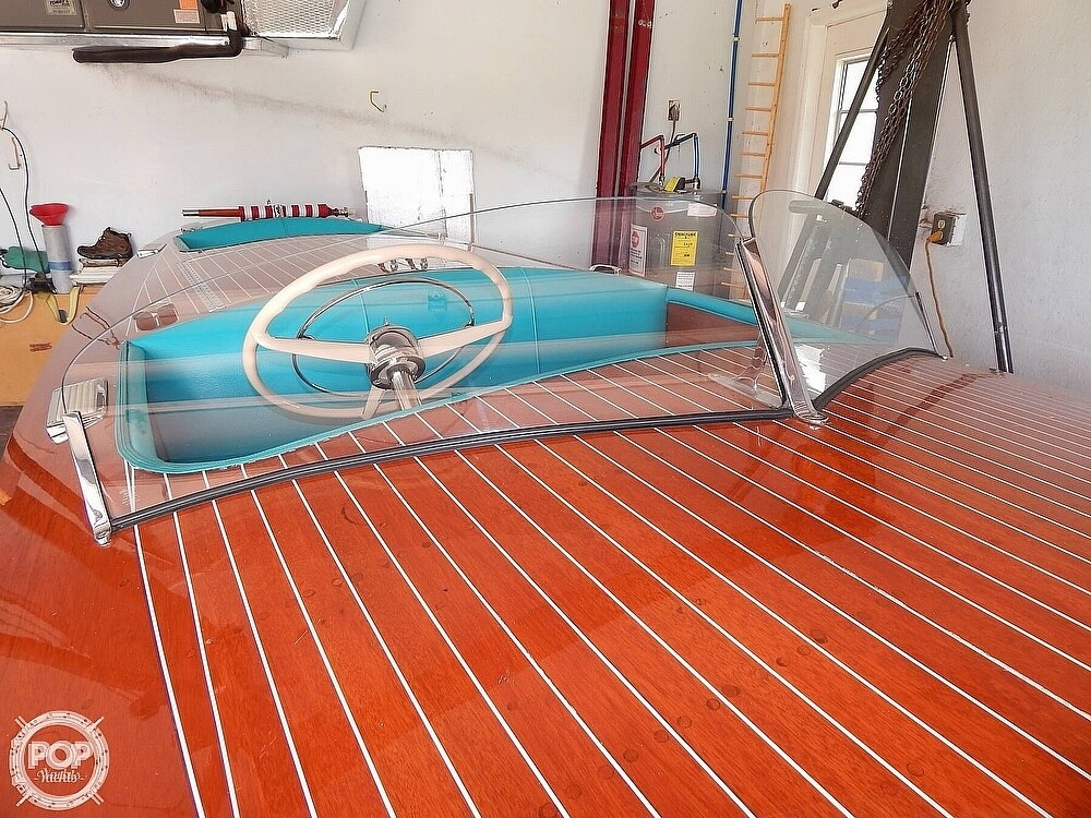 1950 Chris Craft boat for sale, model of the boat is Racing Runabout & Image # 17 of 40
