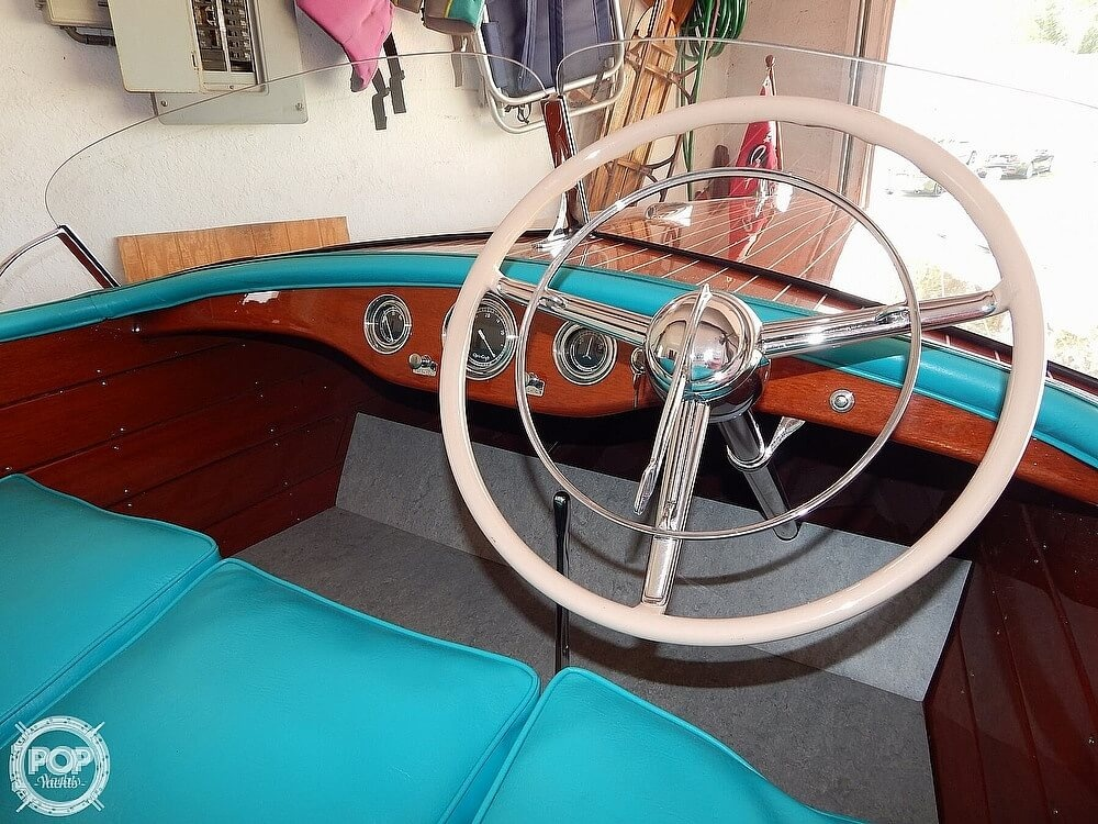 1950 Chris Craft boat for sale, model of the boat is Racing Runabout & Image # 18 of 40